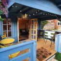 Historias de clientes: AJ, Kris y su Estudio de Ensueño Blue Haven en Londres