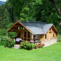 La casa de madera, una elección sostenible para el medio ambiente?