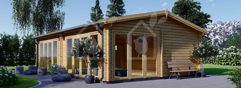 La casa MARINA 44 mm, 48 m² visualization 7