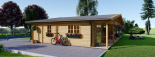 La casa RIVIERA 66 mm, 119.6 m² visualization 10