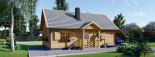 La casa EMMA 44+44 mm, 46 m² + piso visualization 6