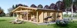 La casa RIVIERA 66 mm, 119.6 m² visualization 4