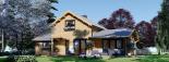 La casa HOLLAND 44+44mm, 105,5m² visualization 3