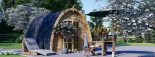 Caseta de jardin BRETA 12 m² (3x4) 28 mm visualization 2