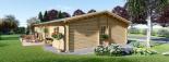 La casa LIMOGES 44+44 mm, 103 m² visualization 5