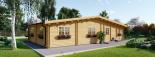 La casa RIVIERA 66 mm, 119.6 m² visualization 7