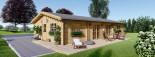 La casa LIMOGES 66 mm, 103 m² visualization 2