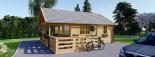 La casa ANGERS 44 mm, 36 m² visualization 5