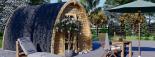 Caseta de jardin BRETA 12 m² (3x4) 28 mm visualization 7