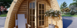 Caseta de madera para jardín BRETA (28 mm), 3x5 m, 15 m² visualization 7