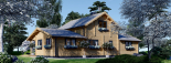 La casa HOLLAND 44+44mm, 105,5m² visualization 6