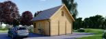 La casa LIVINGTON 44 mm, 50 m² visualization 5