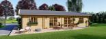 La casa LIMOGES 66 mm, 103 m² visualization 3