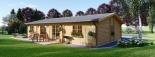 La casa LIMOGES 44+44 mm, 103 m² visualization 4