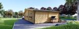 La casa FILL 44 mm, 60 m² visualization 5