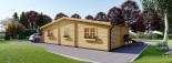 La casa FILL 44 mm, 60 m² visualization 4
