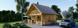 La casa LIVINGTON 44 mm, 50 m² visualization 4