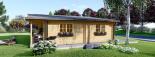 La casa RIVIERA 66 mm, 119.6 m² visualization 5