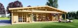 La casa RIVIERA 66 mm, 119.6 m² visualization 2