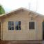 Caseta de jardín de madera DREUX (44 mm), 4x3 m, 12 m² customer 2