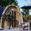 Caseta de jardín de madera BRETA (28 mm), 3x3 m, 9 m² visualization 1