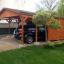 Cochera de madera double CLASSIC DOUBLE, 6x6 m, 36 m² customer 1
