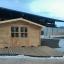 Caseta de madera para jardín PALMA (34 mm), 4x4 m, 16 m² customer 2