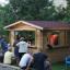 Chiringuito de madera (44 mm), 4x4 m, 16 m² customer 2