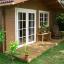Caseta de jardín WISSOUS 19.9 m² (5x4) 34 mm customer 1