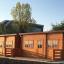 Casa de jardín ALTURA de tejado plano (44 mm), 31 m² customer 2