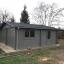 Garaje de madera doble (44 mm), 6x6 m, 36 m² customer 1