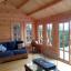 Caseta de madera CLOCKHOUSE (44 mm), 5.5x4 m, 22 m² customer 3