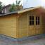Caseta de madera para jardín PALMA (34 mm), 4x4 m, 16 m² customer 1