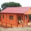 Caseta de madera habitable ANGERS (44+44 mm, aislada PLUS), 36 m² customer 3