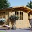 Caseta de madera para jardín BENINGTON (34 mm), 4,5x3 m, 13 m² visualization 1