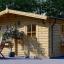Caseta de jardín DREUX 19.9 m² (5x4) 44 mm visualization 1