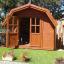Caseta de jardín ORLANDO 9 m² (3x3) 34 mm customer 1