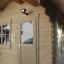 Caseta de jardín de madera DREUX (44 mm), 4x3 m, 12 m² customer 3