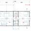 Casa de madera para vivir VERA (44+44 mm, aislada), 132 m² specification 2