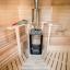 Sauna de jardín 7 m² customer 2
