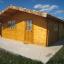 Caseta de madera DREUX (44 mm), 4x4 m, 16 m² customer 3