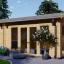 La casa MARINA 66 mm, 48 m² visualization 1