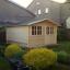 Caseta de jardin LILLE 12 m² (4x3) 34 mm customer 2