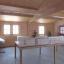 Garaje de madera de tejado plano MODERN 600x600 44 mm, 36 m² DOUBLE customer 1