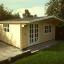 Caseta de jardín WISSOUS 25 m² (5x5) 34 mm customer 2