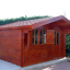 Caseta de madera para jardín DREUX (66 mm), 4x4 m, 16 m² customer 1