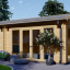 La casa MARINA 44 mm, 48 m² visualization 1