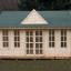 Caseta de madera CLOCKHOUSE (44 mm), 5.5x4 m, 22 m² customer 2