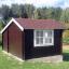 Caseta de madera para jardín BENINGTON (34 mm), 4,5x3 m, 13 m² customer 3
