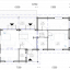 Casa de madera ADELE (44+44 mm), 68 m² specification 1